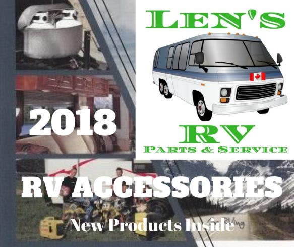 2018 RV AccessoriesCatalogue